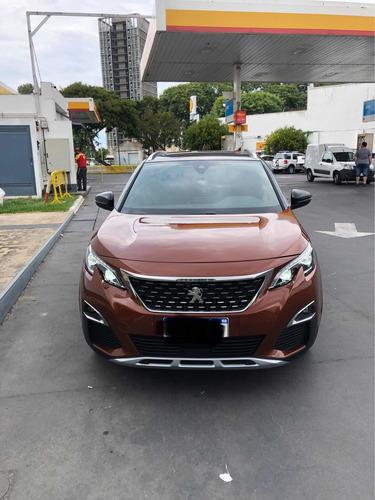 Peugeot 3008 2017 1.6 Gt-line Thp Tiptronic