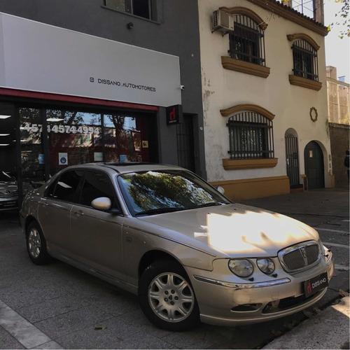 Rover 75 2.0 Connoisseur Aut 2004 Dissano Automotores