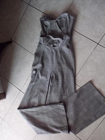 Palazzo Jumpsuit Jumper Pantalon Mujer Dama Juvenil Sexy