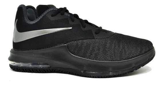 Tênis Masculino Nike Air Max Infuriate 3 Low Preto