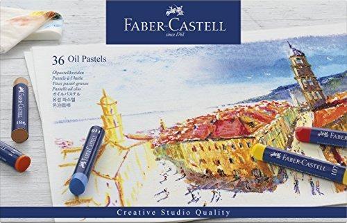 Estudio Creativo Oleo Pastel Crayones 36pkg