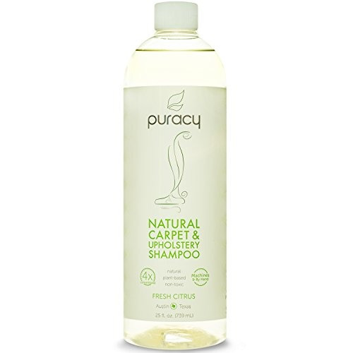 Puracy Detergente Para Alfombras Naturales 4x Champú Para T