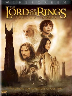 The Lord Of The Rings The Two Towers 2dvd Semnvos Ed 2003 Mx