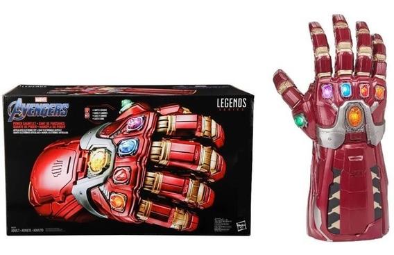 Guante Guantelete Electronico Del Infinito Iron Man Legends