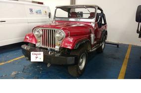 Wllys Jeep Modelo 1962 Oreje Perro. Excelente Carro