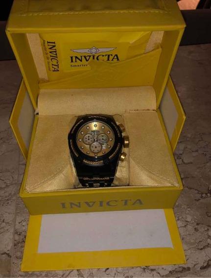 Relógio Invicta Original Com Caixa E Certificado