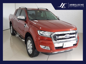 Ford Ranger 3.2 Tdi 4x4 Limited At Único Dueño! Arbeleche