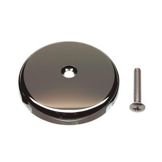 Danco Single Hole Tub Drain Overflow Plate | One Hole | Scre