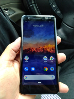 Vendo Nokia 3.1 Original Perfecto Estado Libre