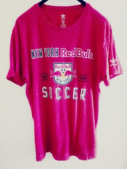Remera New York Red Bulls Soccer adidas - Original