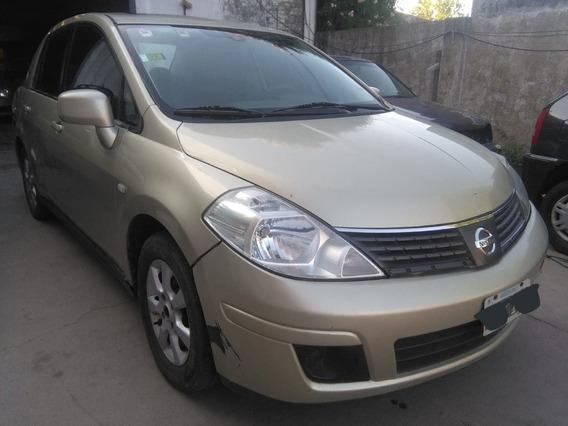 Nissan Tiida Gnc Oportunidad Importante Descuento !!!