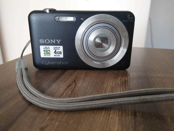 Câmera Digital Sony Cyber-shot Dsc-w630 16mp Zoom Óptico 5x