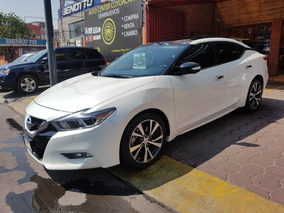 Nissan Maxima Exclusive At 2016