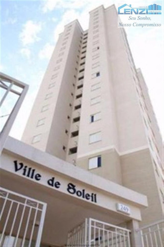 Imagem 1 de 16 de Apartamento Mobiliado À Venda  Em São Paulo/sp - Compre O Seu Apartamento Mobiliado Aqui! - 1365517