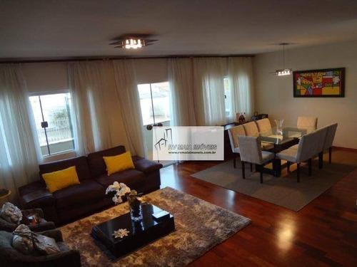 Casa Com 3 Dormitórios À Venda, 215 M² - Jardim Saira - Sorocaba/sp - Ca0642