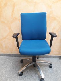 Lote De 10 Cadeira De Escritorio Alberflex