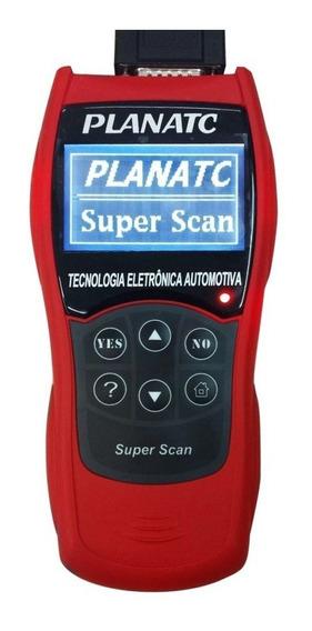 Scanner Automotivo Em Português Obdii Super Scan Planatc