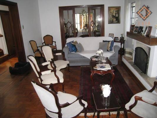 Jd. Paulista. Excelente Ponto, Casa Residencial Para Modernização. - Ca2625