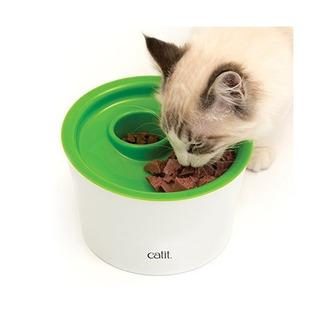 Juguete Para Gato O Perro Catit Multi Feeder Comedero Bowl