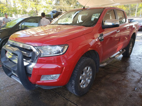 Ranger 2017 Ford Xlt Impecable!!!!