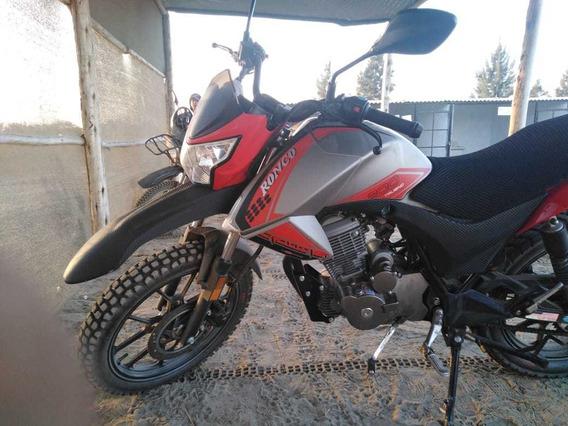 Moto Ronco 200cc