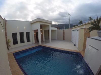 Casa Isolada Semi Mobiliada 3 Dormitórios, À Venda No Balneário Flórida Em Praia Grande. - Codigo: Ca0278 - Ca0278