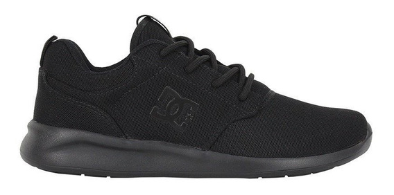 Tênis Dc Shoes Midway Black