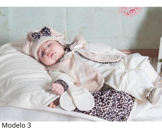 Roupinha Para Bebe Reborn Kit Saida Maternidade Promoção