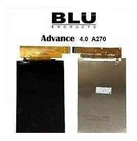 Pantalla Lcd Display Blu Advance 4.0 A270 A270a A270i
