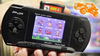 Consola De Vídeo Juegos Portátil