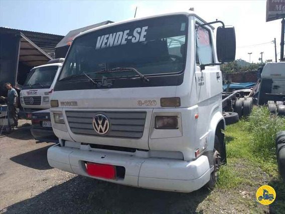 Vw 8120 Truck Chassi Alongado, 2008