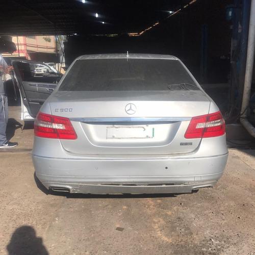 Sucata Mercedes Benz E500 2009/2010 388cvs