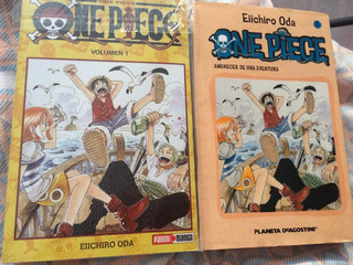 One Piece Manga Original Panini