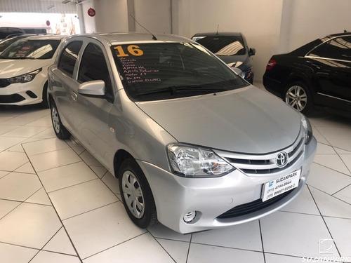 Toyota Etios X 1.5  2016