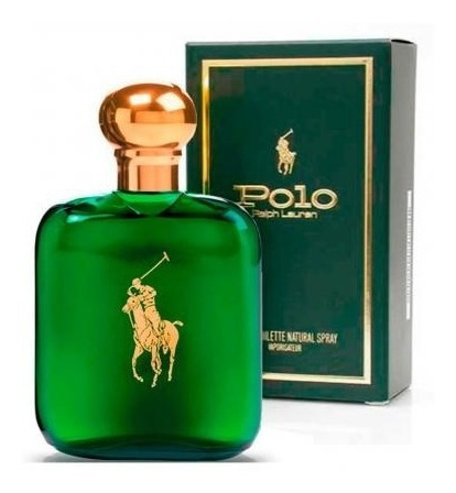 Perfume Polo Verde Eau Toilette 118ml - Original - Lacrado