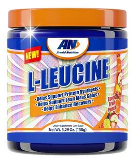 L-leucine Leucina Arnold Nutrition 150g Leucine Nota Fiscal