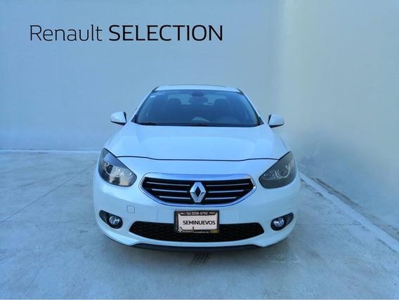 Renault Fluence Dynamique 2.0l Cvt 2013