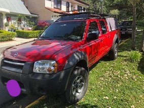 Nissan Frontier 2003 4x4 Doble Cabina