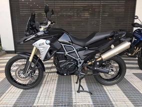 Bmw F800 Gs 2017 Triple Black Apenas 5mkm Udono Revisada Bmw
