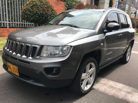 Jeep Compass Limited 4x4 2012