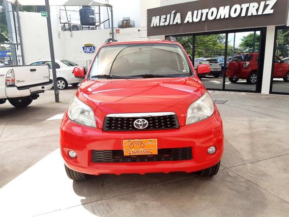 Toyota Rush Roja, 2009 Excelentes Condiciones