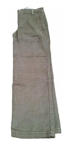 Lote 5 Pantalones Corderoy Niños Kooga - 4 Al 14