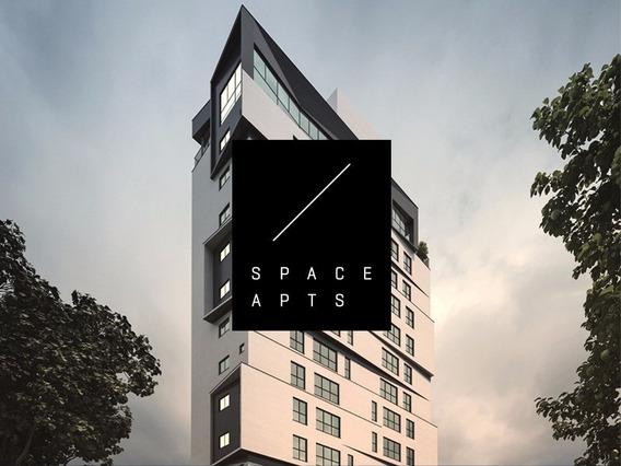 Acrc Imóveis - Apartamento À Venda No Residencial Space No Bairro - Ap03085 - 34668317