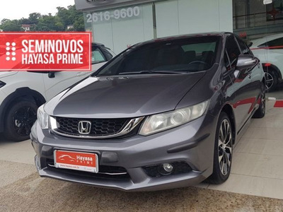 Honda Civic Exr 2.0 16v Flex, Lsj6i05