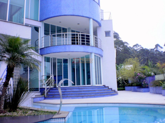 Sobrado Condominio Swiss Park Em Sao Bernardo Do Campo Com 04 Dormitorios - L-22633