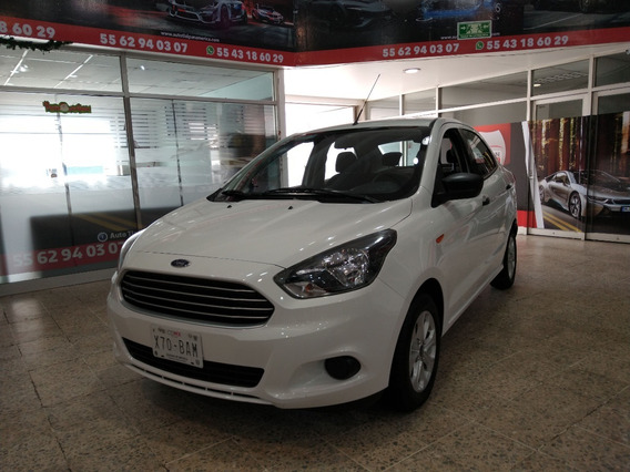 Ford Figo Sedan Energy Factura Agencia Equipado