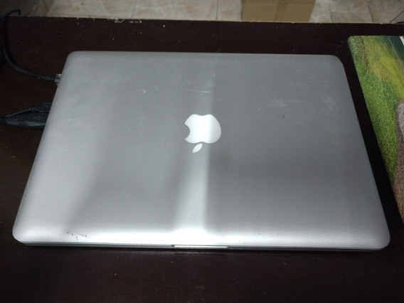 Macbook Pro Mid13 2012 / Core I7 / Ssd 250gb / 8gb Memória