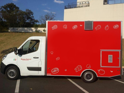 Food Truck Renault Master 2016