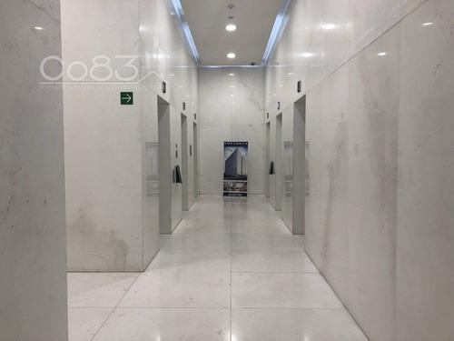 Renta - Oficina - Carso Torre Ii - 700 M2