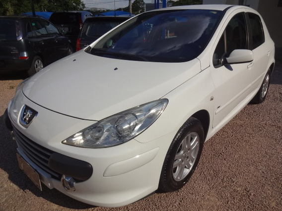 Peugeot 307 1.6 Presence Pack Plus Flex 5p 2012